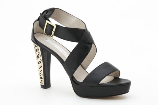 108 Teresa Heel Black