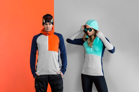 Mons Royale sportswear at Thomas's, Marlborough
