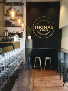 Thomas and Sons cafe, Marlborough