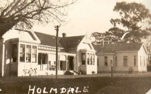 Holmdale, image courtesy of Marlborough Historical Society