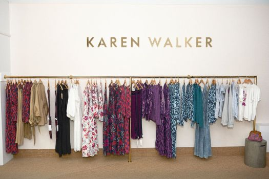 Karen Walker concept area at Thomas's