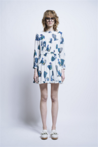 Karen Walker Lugubrious dress at Thomas's